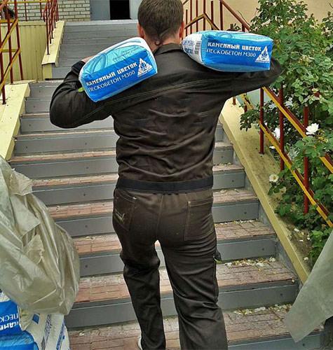 Доставка строительных материалов на заказ в Томске