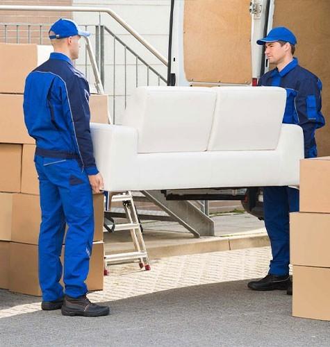 Профессиональная перевозка мебели с грузчиками в Томске