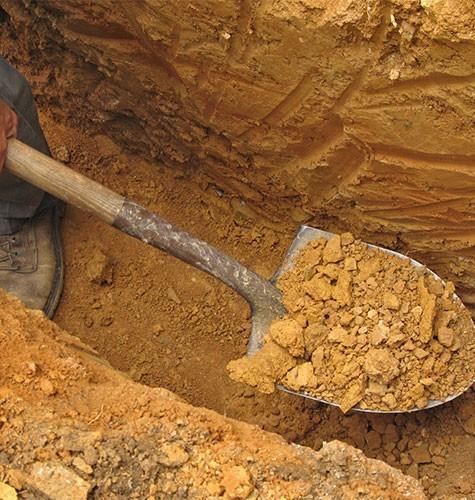 Разработка грунта и котлована в Томске