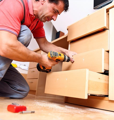 Сборщик мебели с вызовом на дом в Томске