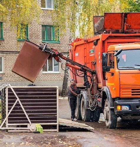 Услуги по вывозке мусора в Томске