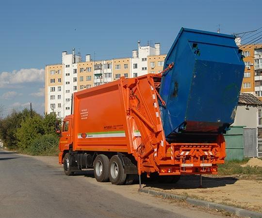 Вывоз мусора в Томске и Томской области