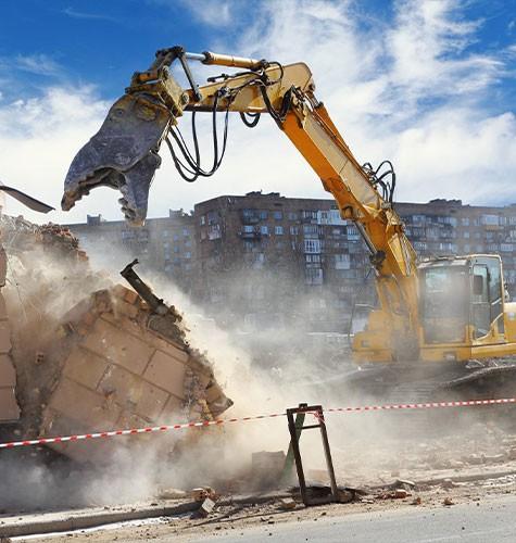 Услуги демонтажа в Томске